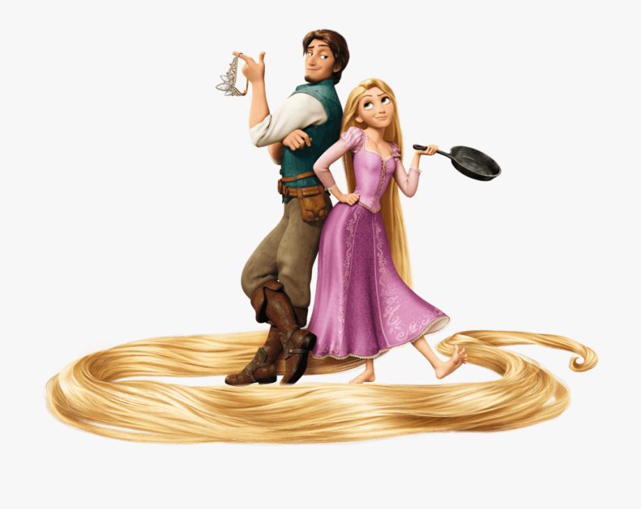 Clip art y el. Rapunzel clipart rapunzel prince