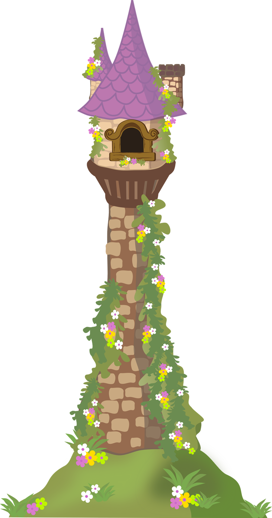Rapunzel Clipart Rapunzel Tower Rapunzel Rapunzel Tower Transparent Free For Download On Webstockreview 2020