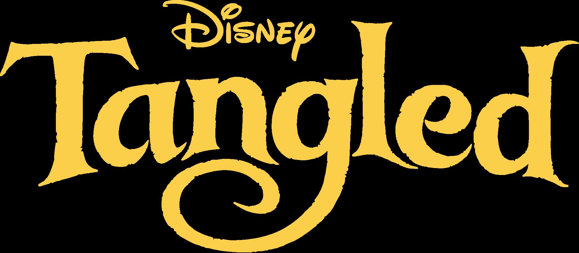 File tangled gold logo. Rapunzel clipart svg