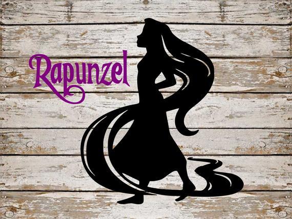 Rapunzel Clipart Svg Rapunzel Svg Transparent Free For Download On Webstockreview 2020