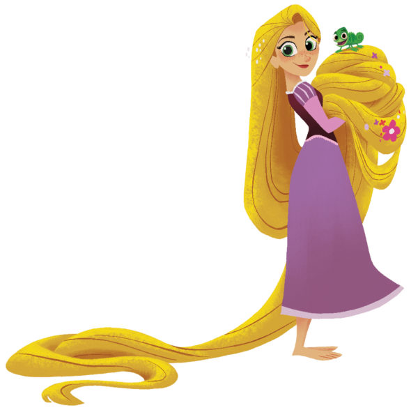The series on disney. Rapunzel clipart tangled movie
