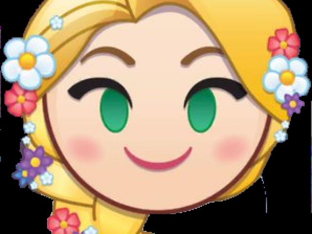Rapunzel clipart wiki. Disney emoji blitz princess