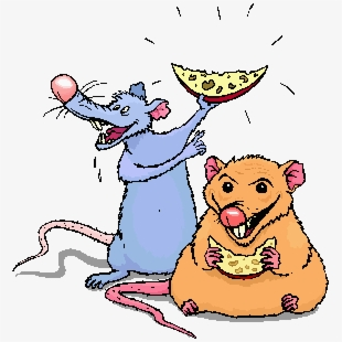 Food cartoon free cliparts. Rat clipart animal eating