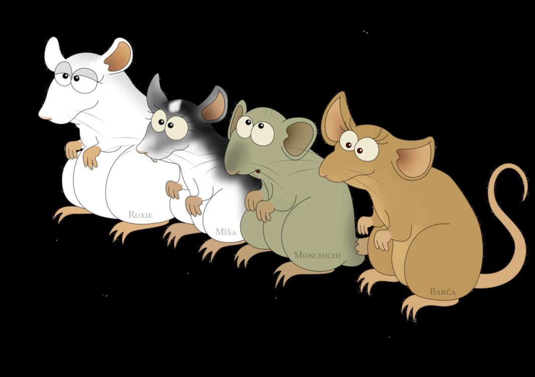 Coloring cartoon rats pictures. Rat clipart group rat