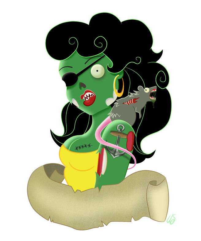 Zombies flufflepot zombiepinupwithrat. Zombie clipart rat