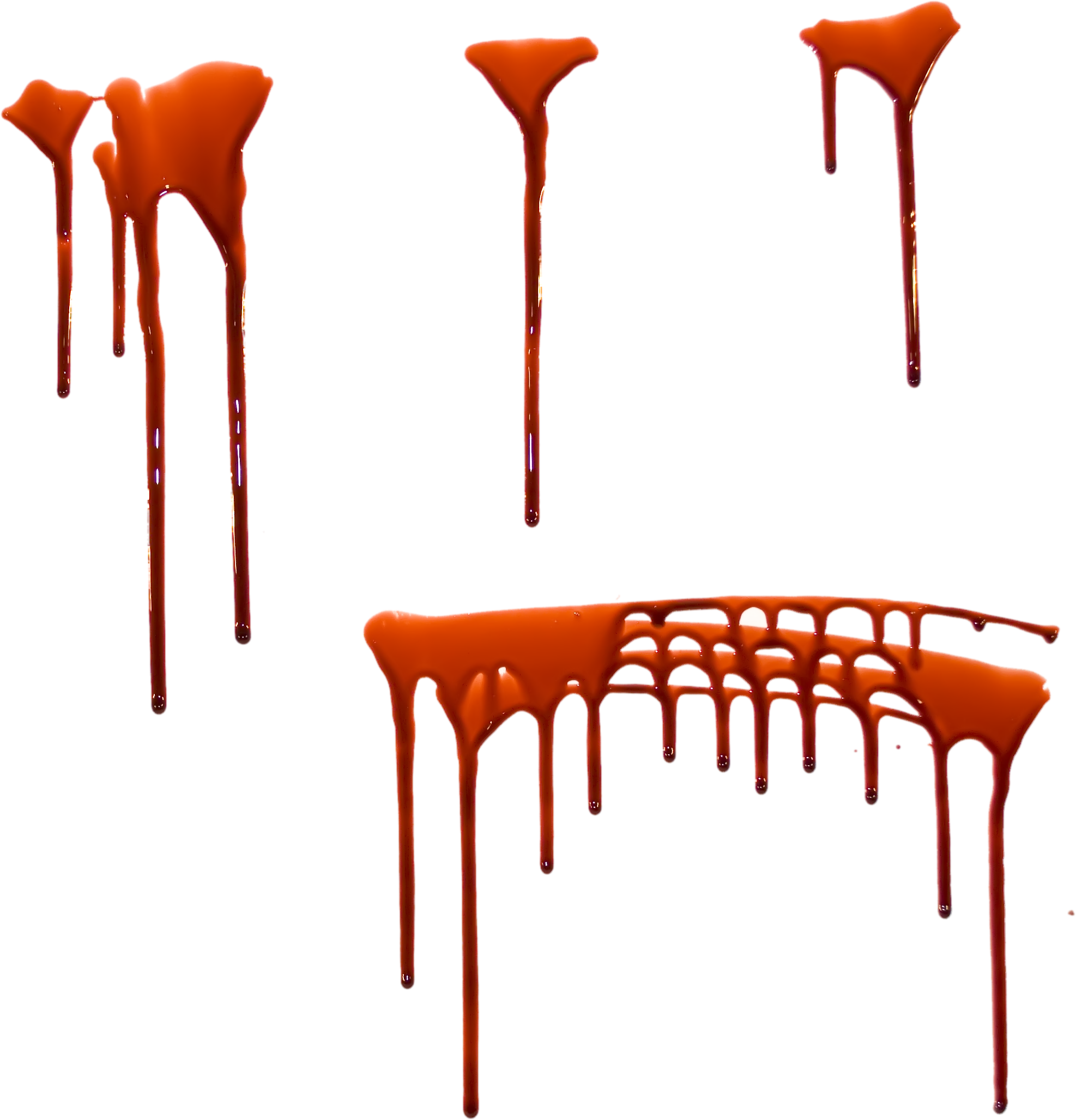 Realistic blood drip png. Images free download splashes