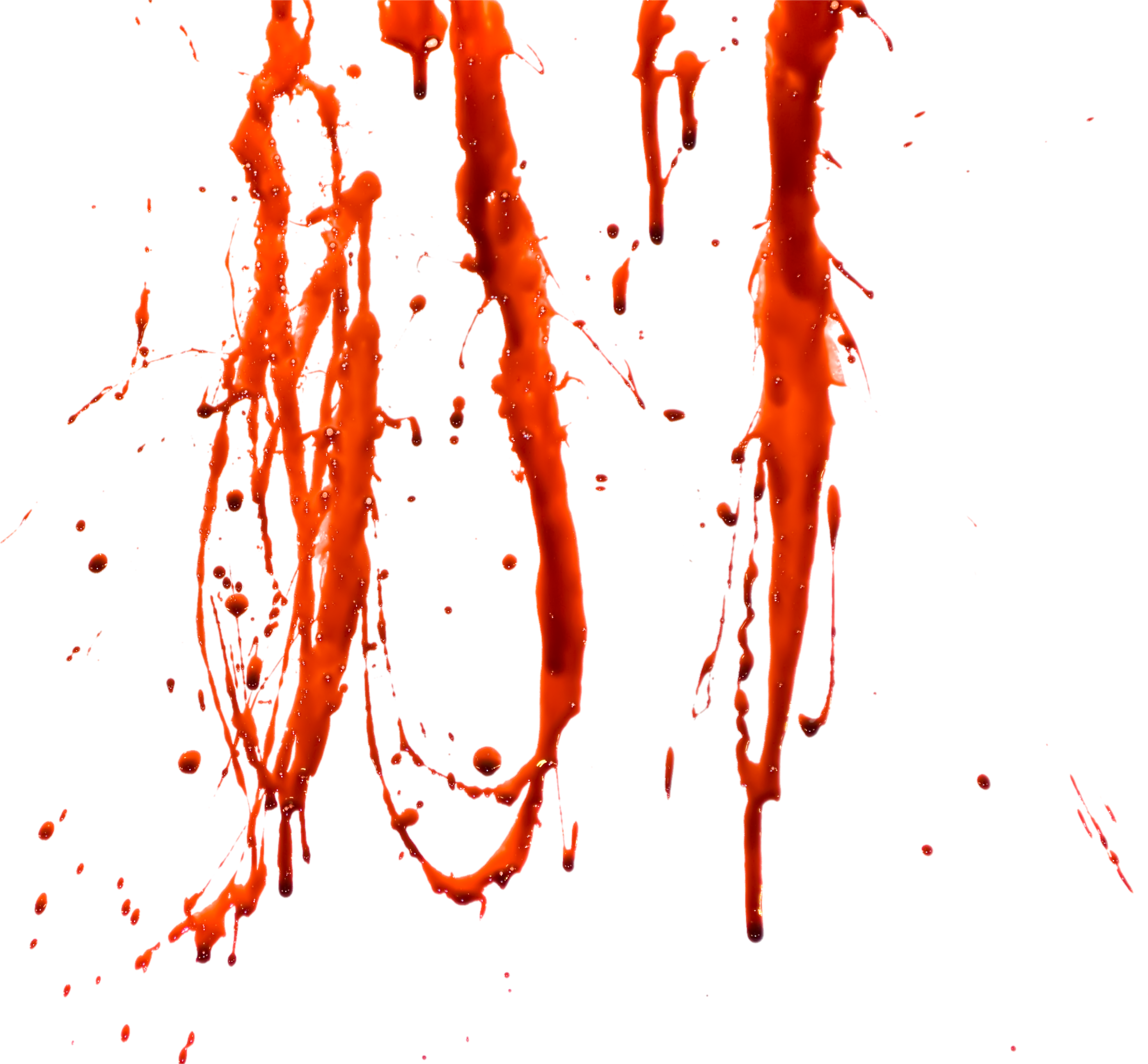 Images free download splashes. Realistic dripping blood png