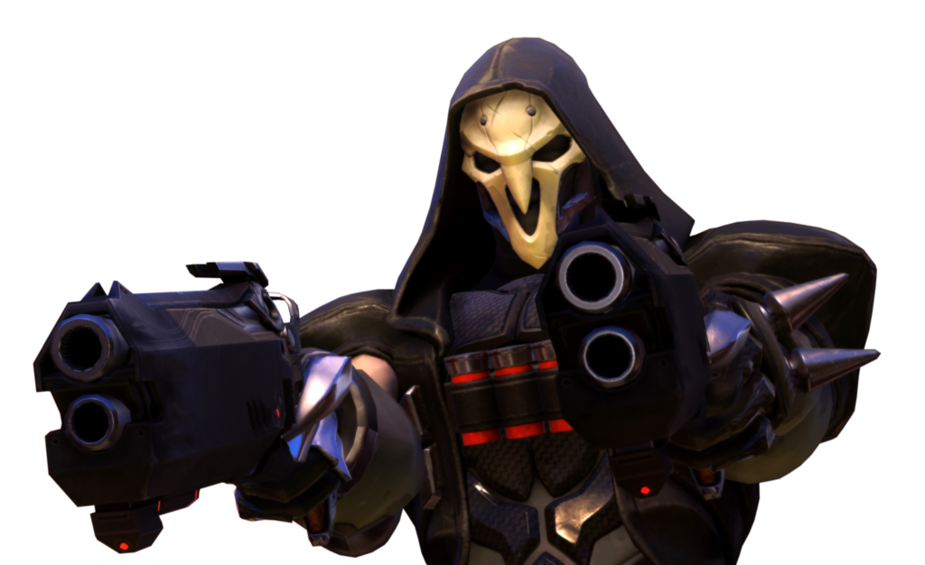 Reaper overwatch png. Render by popokupingupop on