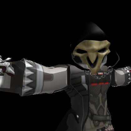 Reaper overwatch png. Roblox