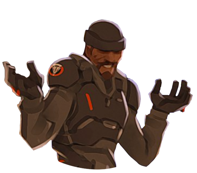 Image spray shrug wiki. Reaper overwatch png
