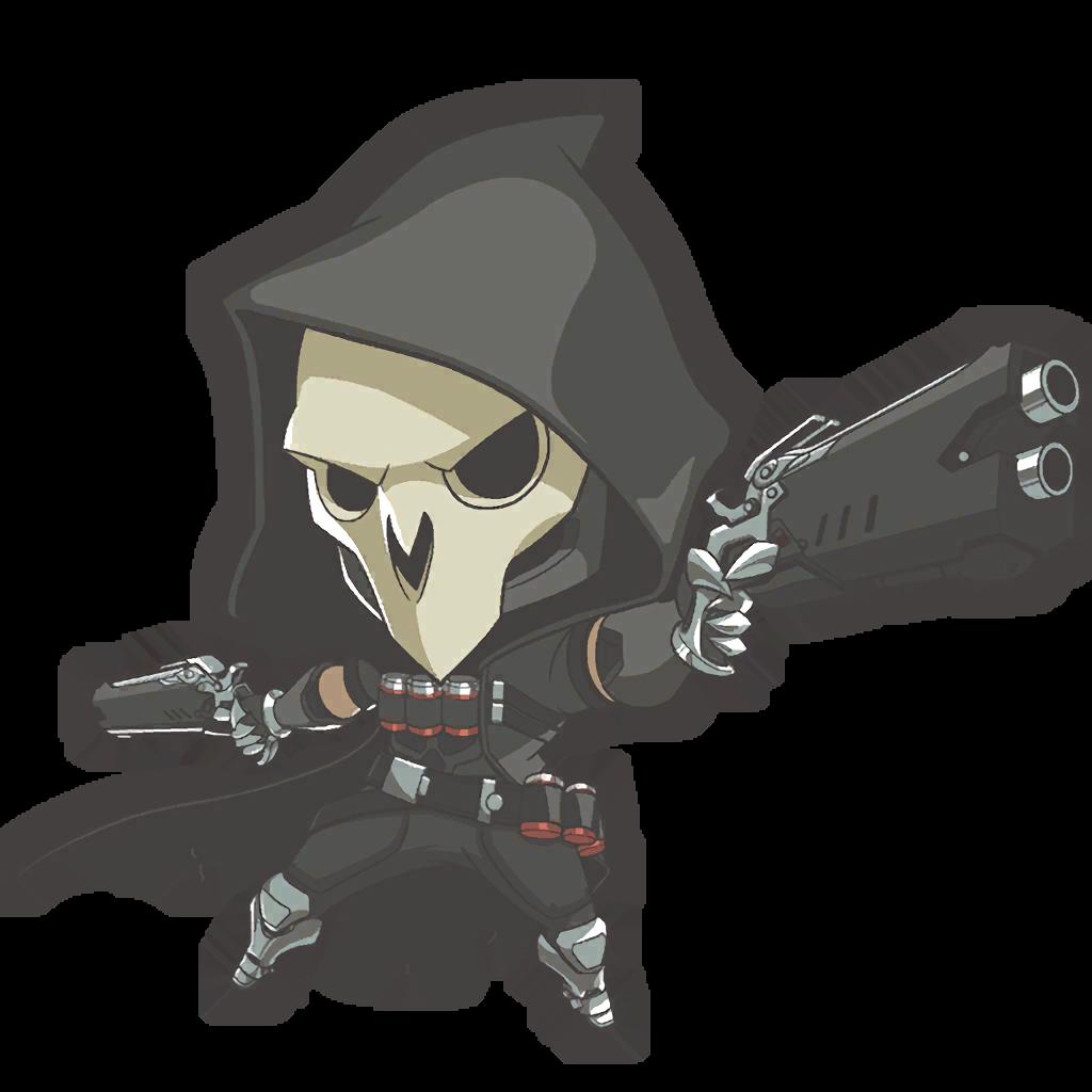 Image cute wiki fandom. Reaper overwatch png