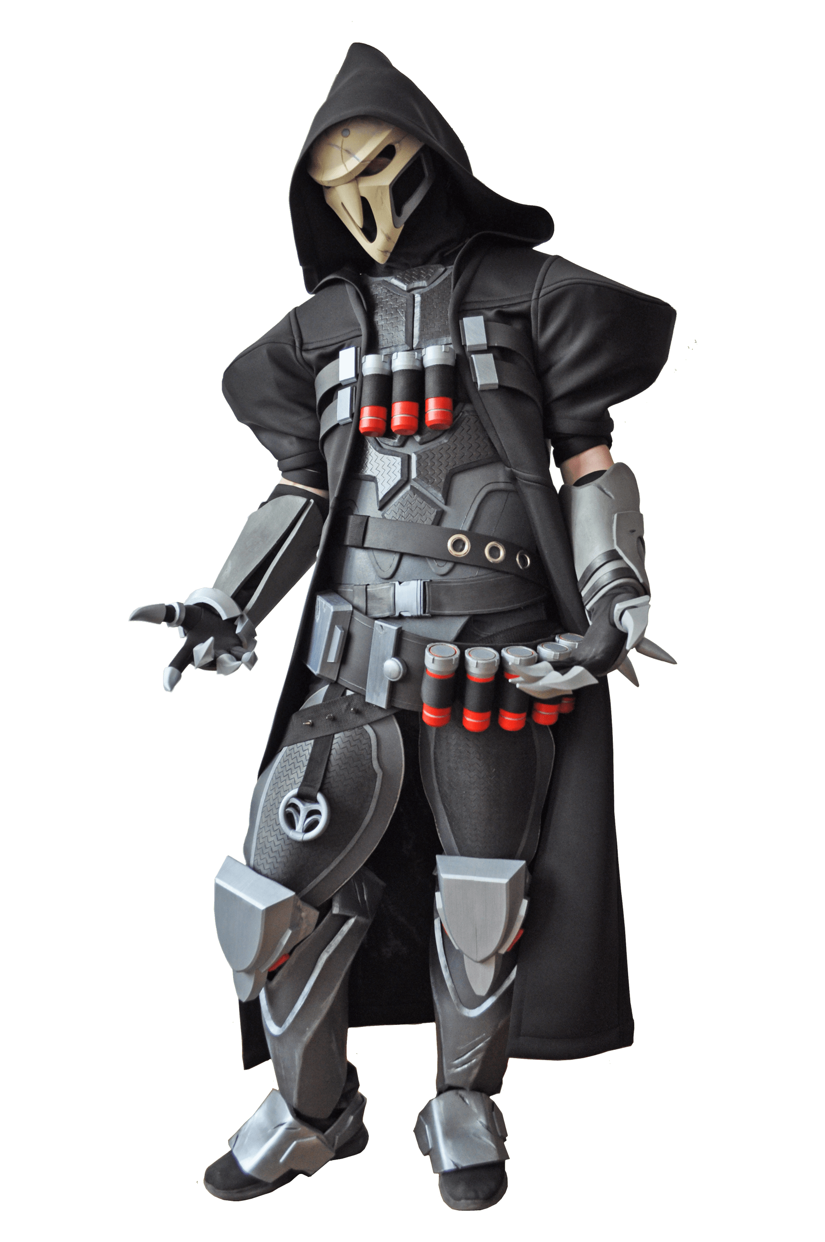 Reaper overwatch png. Set replica costume for