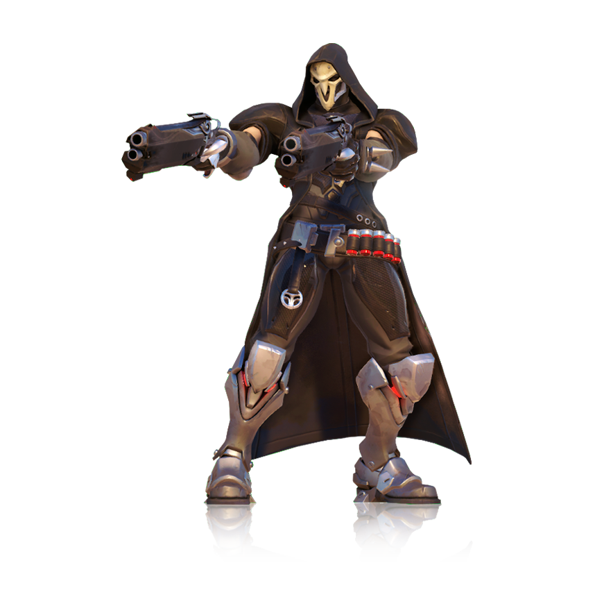 Render by popokupingupop on. Reaper overwatch png
