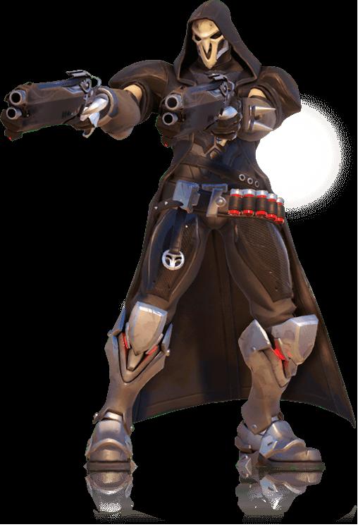 Image fullportrait wiki fandom. Reaper png overwatch