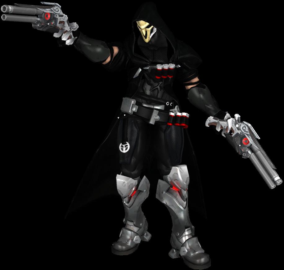 Render sfm by arrancon. Reaper png overwatch