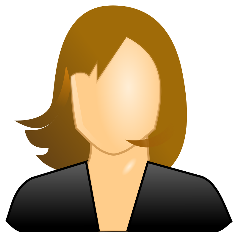 Receptionist clipart admin support. Your health place main