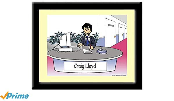 Amazon com personalized secretary. Receptionist clipart assistant manager