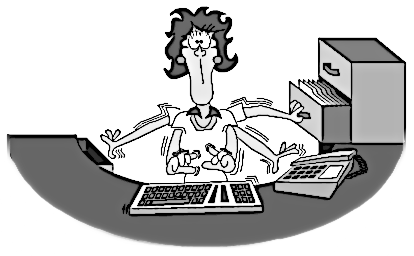 Working clipart busy. Free secretary cliparts download