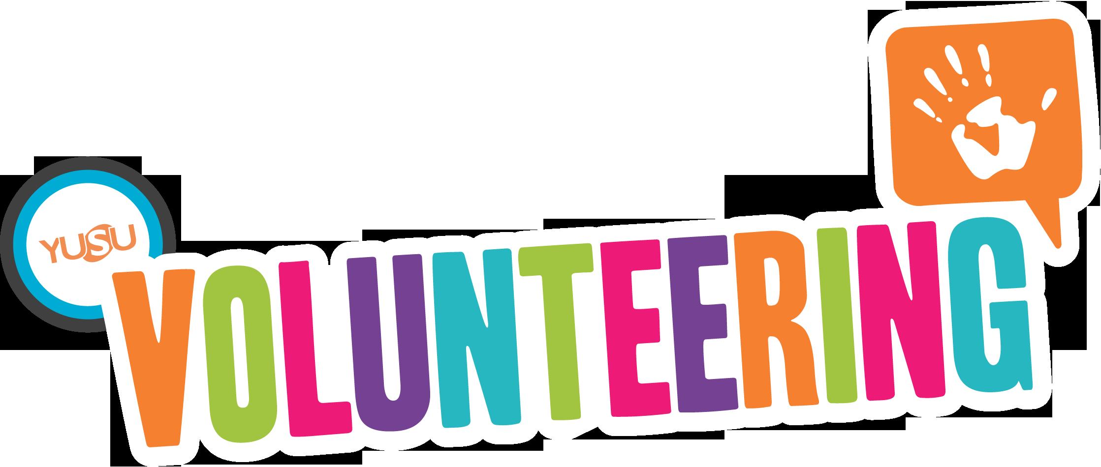 Volunteering clipart fundraiser. Yusu