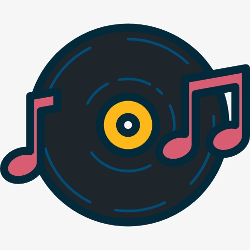 Cartoon cd png image. Record clipart