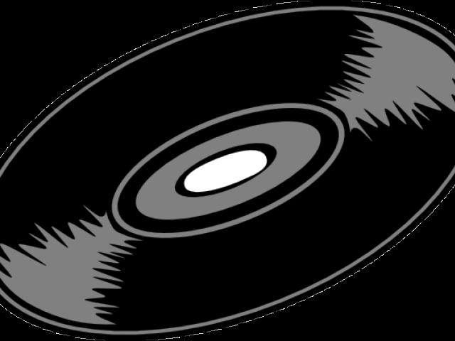 Record clipart 50's record.  s cliparts free