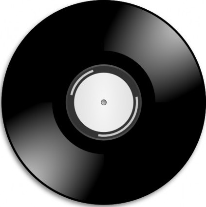Record clipart. Free vinyl cliparts download