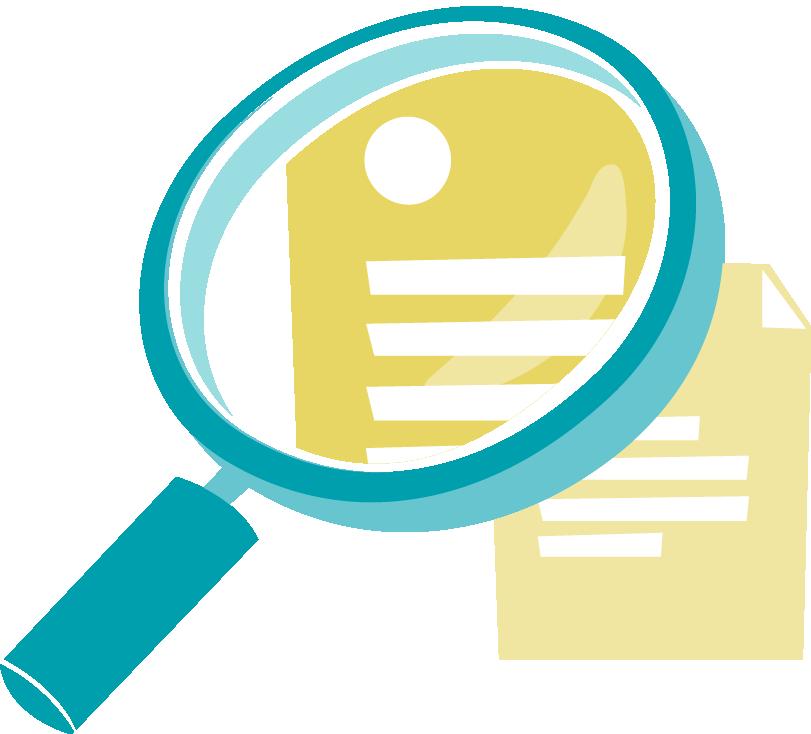Research permit records city. Record clipart data record