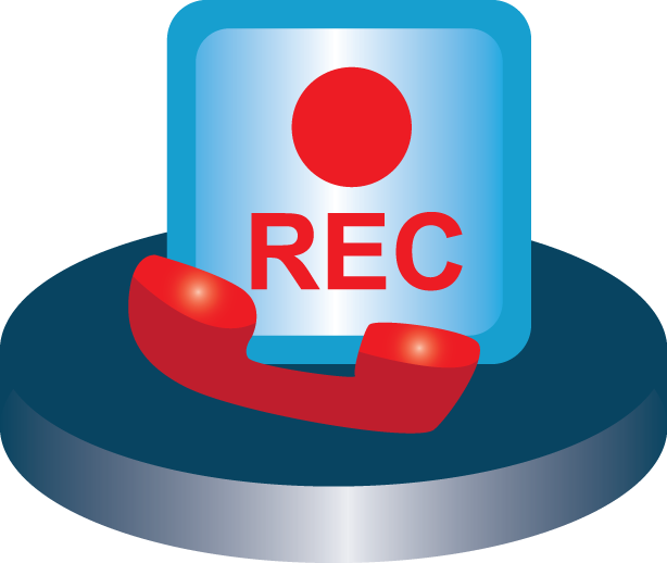 Interaction recording . Record clipart data record