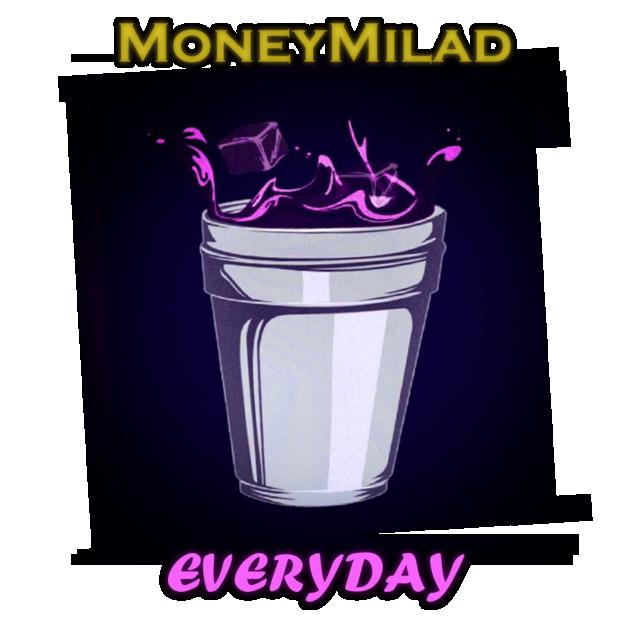 Everyday single by moneymilad. Record clipart milkshake