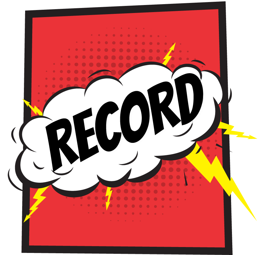 Record clipart music recording. Please vote my posts