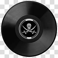 Record clipart print. Vvintage black and gray