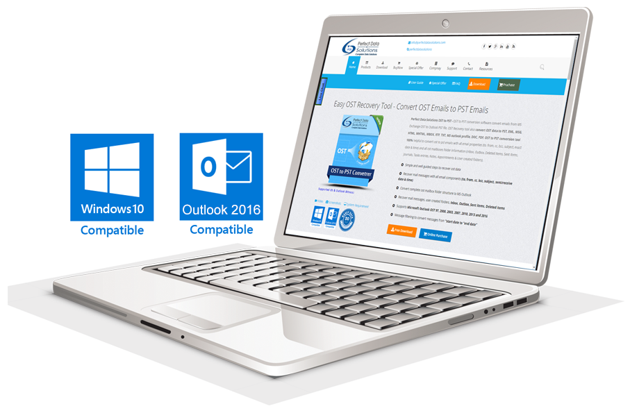 Recover png files. File ost to pst
