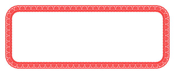 Red border png. Frames and borders jpg