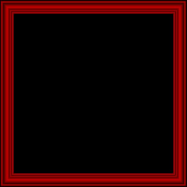 Red frame transparent png. Sunset clipart border