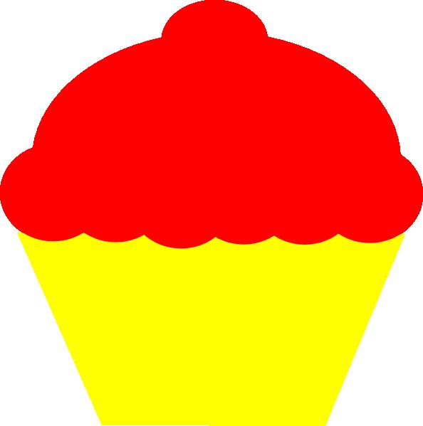 White clipart cupcake. Snow clip art at