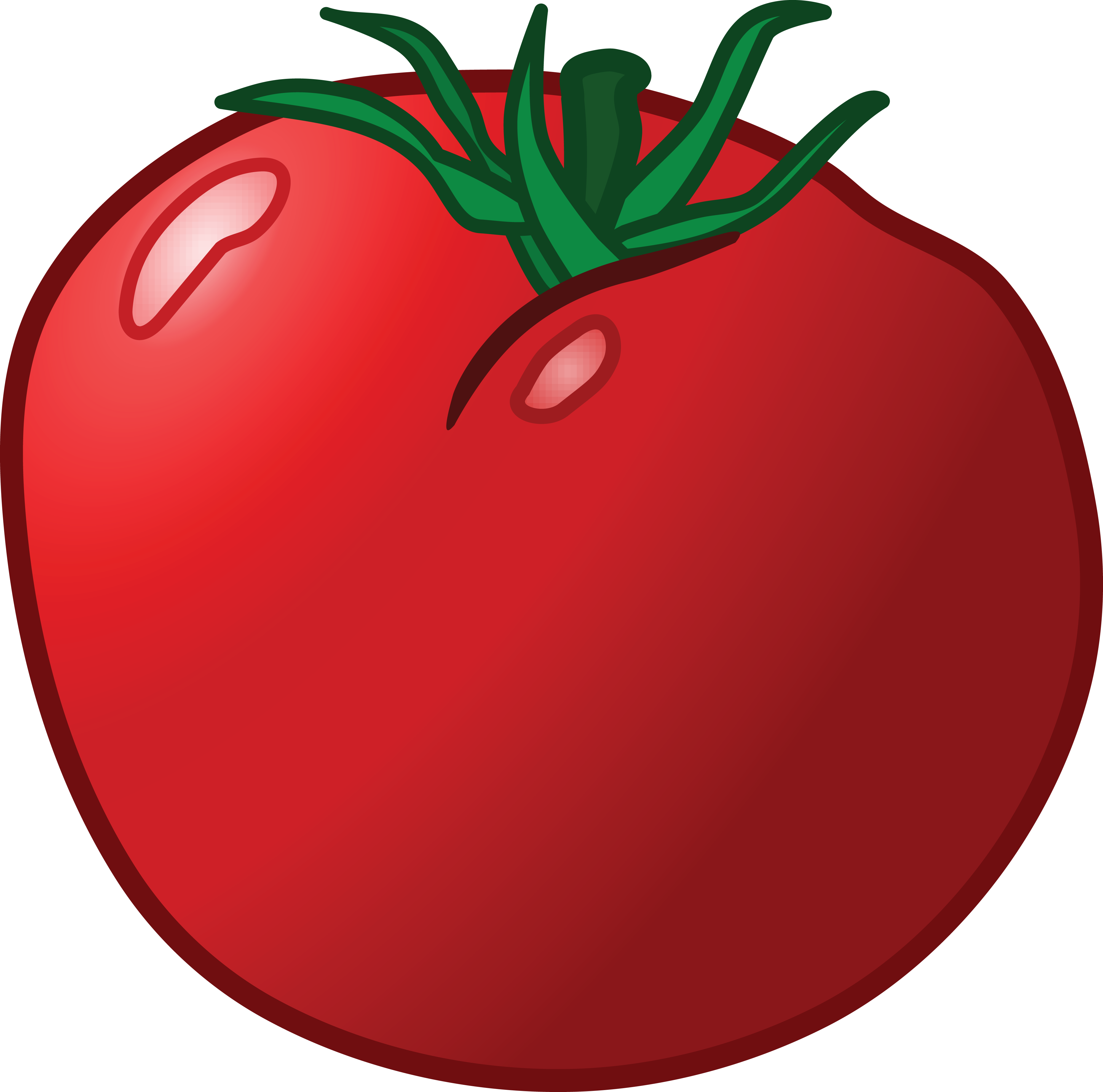 tomatoes clipart lukisan