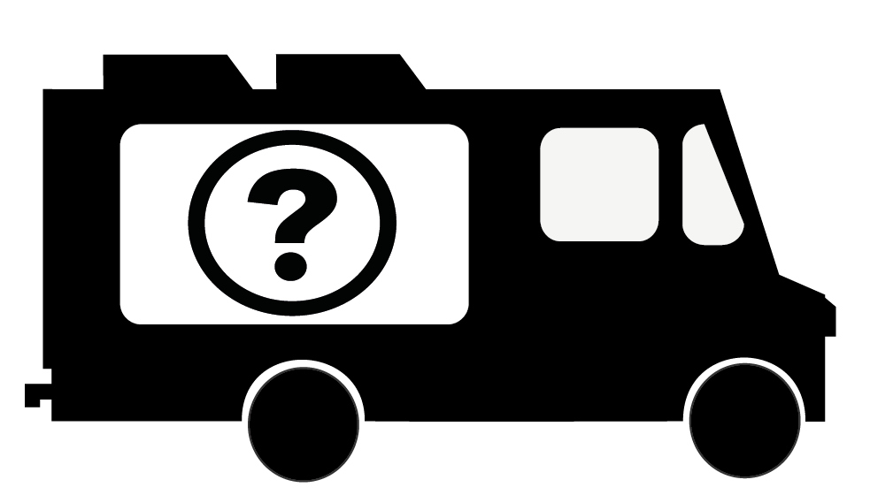 red clipart food truck #140609672