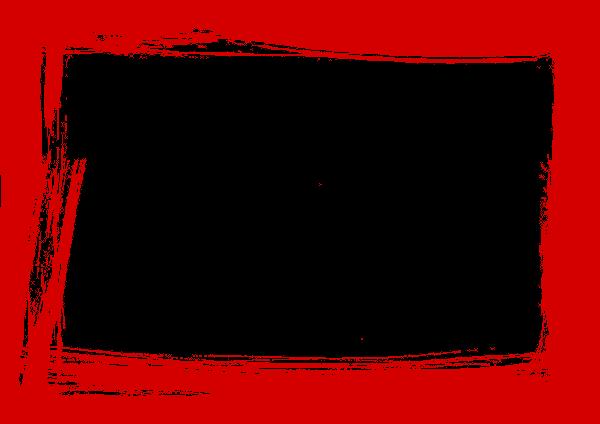 Red frame png. Grunge frames psd svg
