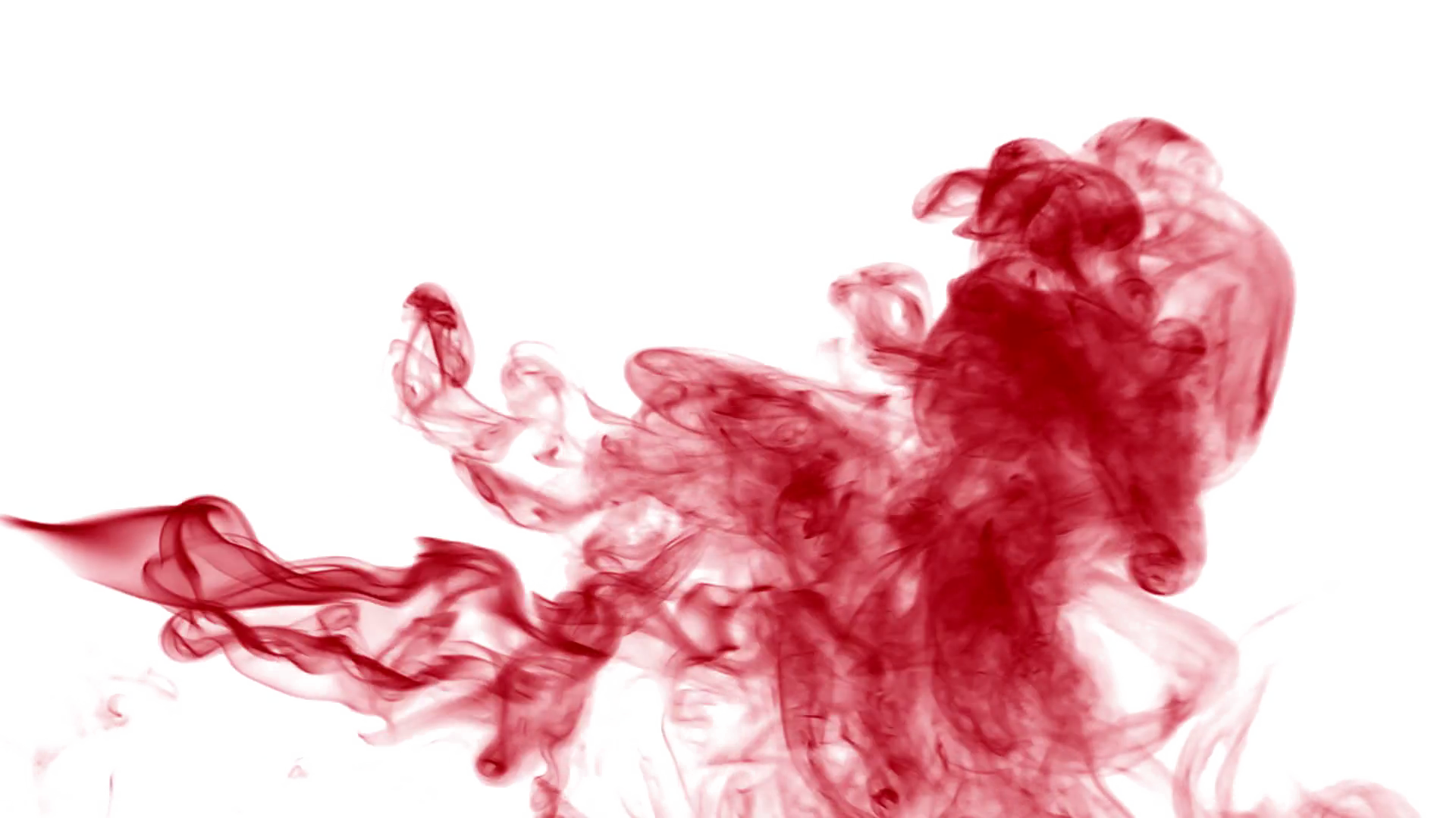 Transparent picture mart. Red smoke png