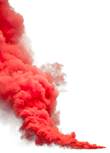 Blood image arts. Red smoke png