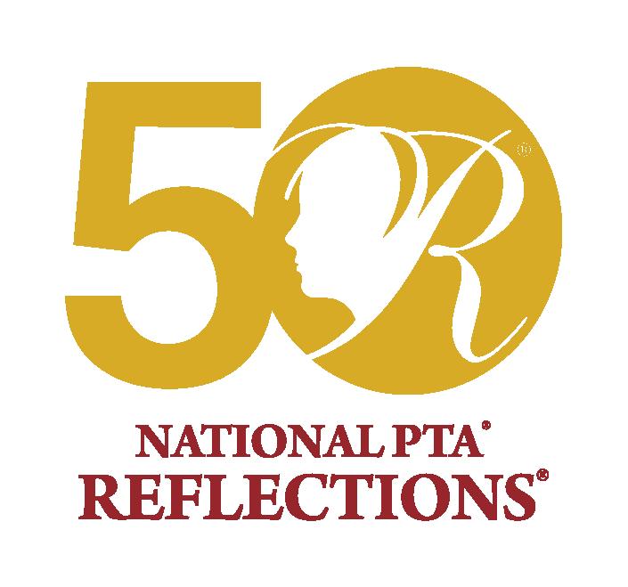 Reflections art program fliers. Volunteering clipart ptsa