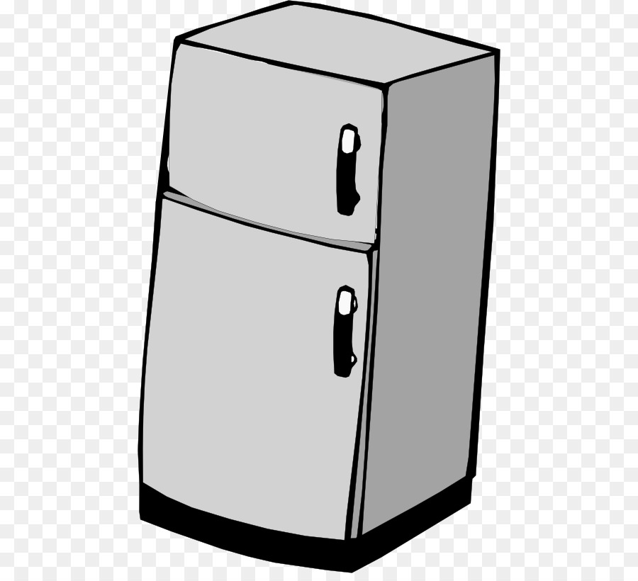 Refrigerator clipart. Clip art freezer png