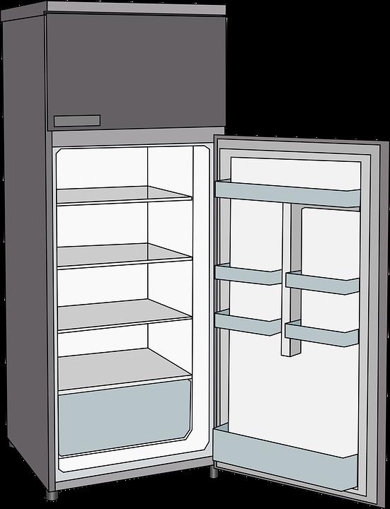 Amp draw image nabateans. Refrigerator clipart mini fridge