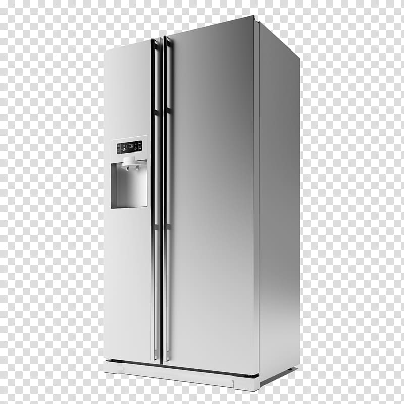 Refrigerator clipart refrigeration. Home appliance major