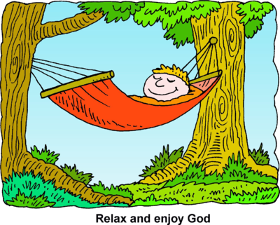 Relaxing clipart. Image download relax christart
