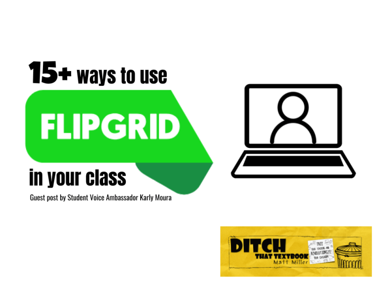 Catch the flipgrid fever. Textbook clipart assignment book