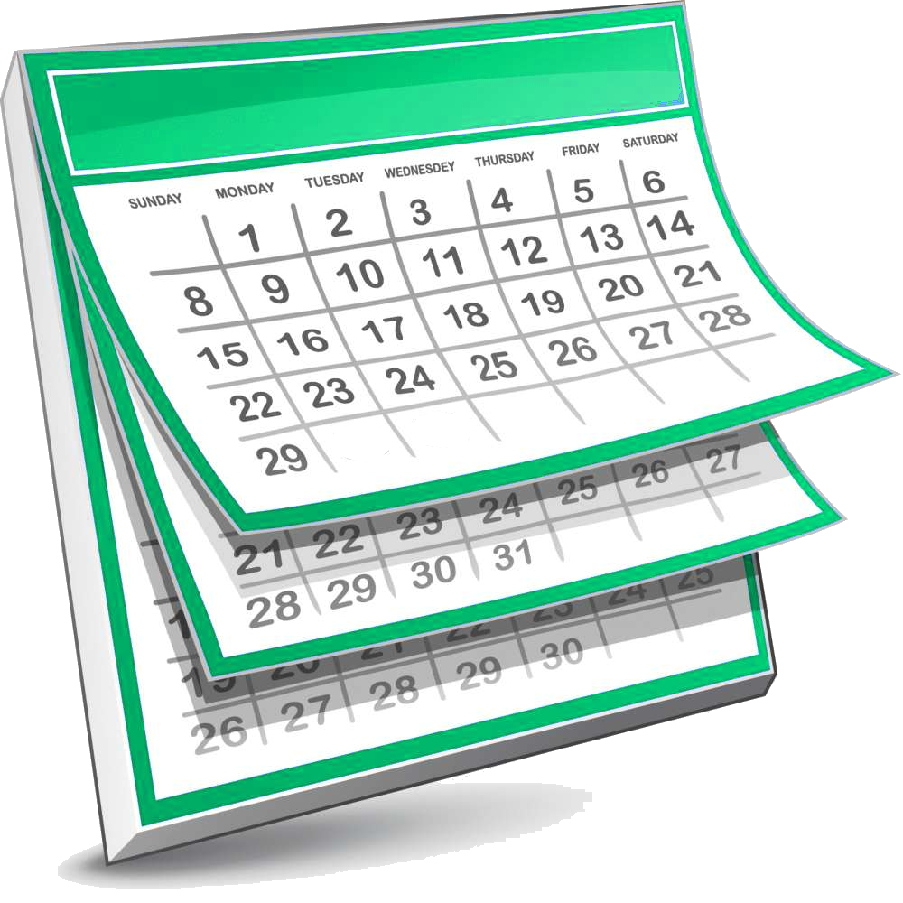 Report clipart month end. Ssrs custom shared schedule