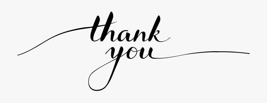 Thank you png calligraphy. Thanks clipart script