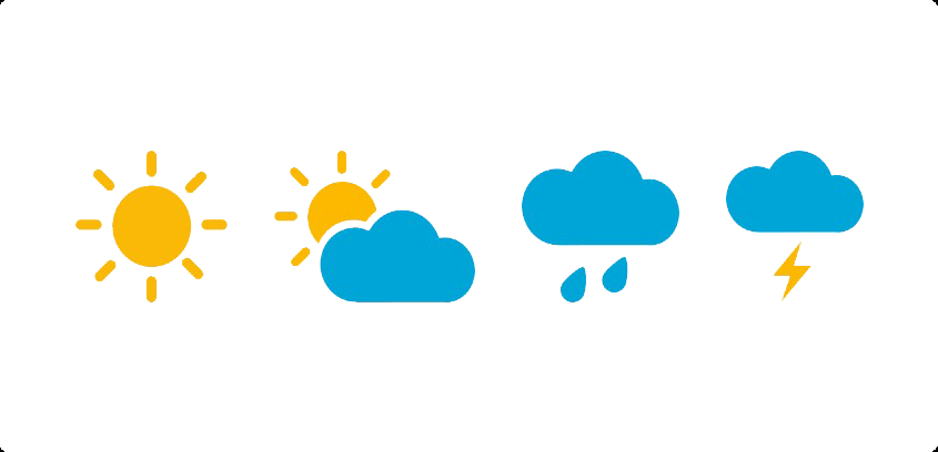 Weather png transparent images. Report clipart usually