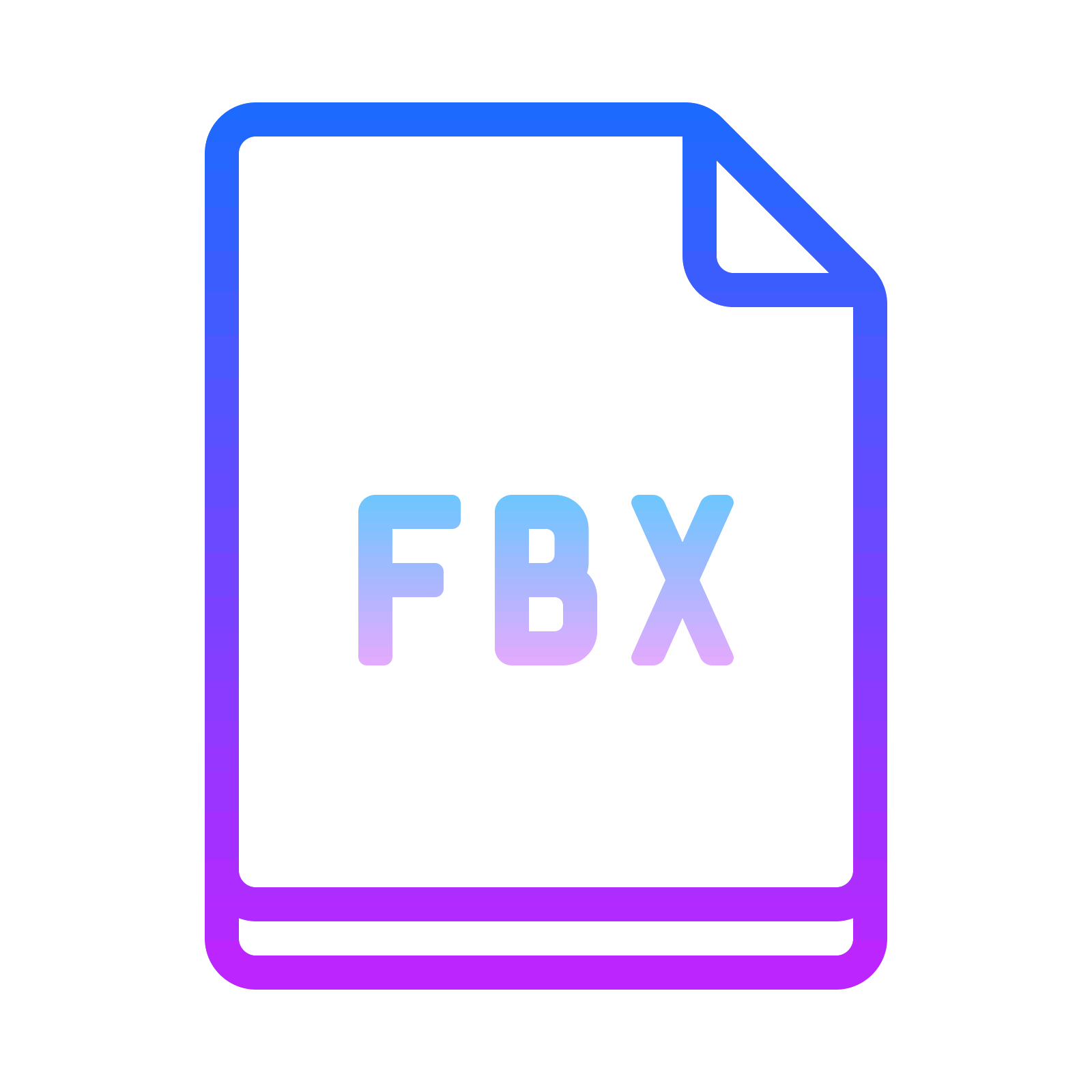 Fbx icon free download. Resize png files